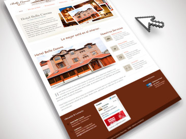 HotelBellaCasona.com